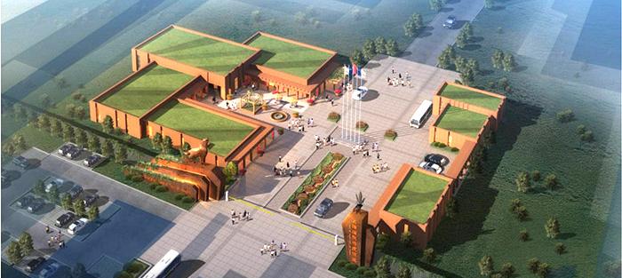 上海庙欢乐大草原景区AAAA级创建...